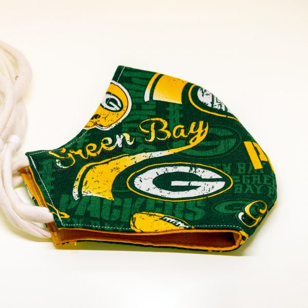 Packers Face Mask